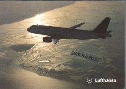 Airbus A 320-200 Aerei LUFTHANSA AIRLINES Aviation A.320 Aiplane A 320 LUFTHANSA - 1946-....: Moderne