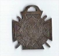 Médaille Journée Du Poilu  1915 - 1914-18