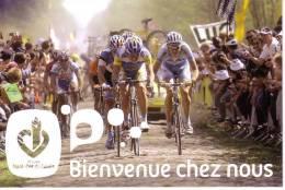 SPORT  CYCLISME   PARIS-ROUBAIX  2009  - VELO  -  CPM  10,5x15  TBE - Ciclismo