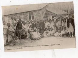 UN GROUPE DE KABYLES TRAVAILLANT ACTUELLEMENT A MONTLUCON 1916 - Montlucon