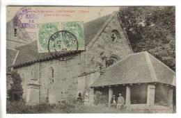 CPA COUVONGES (Meuse) - L'église - France