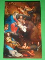 MADONNA Porge Gesù A S.FELICE Da CANTALICE, Rieti / Protettore Dei Bambini -  Santino Velar U203 - Santini
