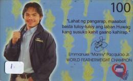 "Boxe BOXING Boxeo Sport (1) Emmanuel ""Manny"" Pacquiao - Sport"