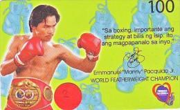 "Boxe BOXING Boxeo Sport (2) Emmanuel ""Manny"" Pacquiao - Sport"