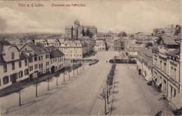 Diez A. D. Lahn - Obermarkt Und Marktplatz - Diez