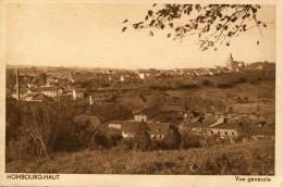 CPA - HOMBOURG HAUT -  Vue Générale - 1939 - Bon État - Édit° Hélias - - Non Classificati