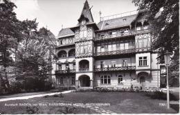 AK Kurstadt Baden Bei Wien - Sanatorium Hotel Gutenbrunn - 1964 (15590) - Baden Bei Wien