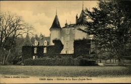 N°889 JJJ 63  CIRON CHATEAU DE LA BARRE FACADE NORD - Frankreich