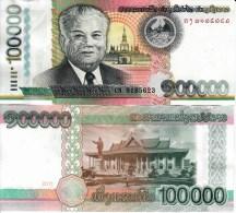 Lao  100 000 Kip 2011 P 42 *UNC* - Laos
