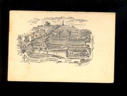 LYON 69005 Pensionnat Des LAZARISTES 24 Montée Saint St Barthélémy / Lazariste école Chrétienne  Lycée School - Lyon 5