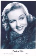 PATRICIA ELLIS - Film Star Pin Up - Publisher Swiftsure Postcards 2000 - Postcards