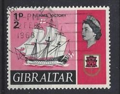 Gibralter 1967  Ships  (o) Mi.188 - Gibraltar