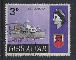 Gibralter 1967  Ships  (o) Mi.192 - Gibraltar