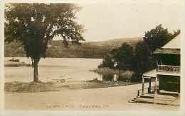 248899-Vermont, Brandon, RPPC, Silver Lake - United States