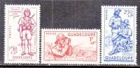 GUADELOUPE    B 9-11    *    VICHY - Guadeloupe (1884-1947)
