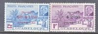 GUADELOUPE    B 11 A-B    *    VICHY - Guadeloupe (1884-1947)