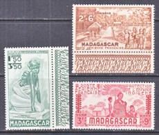 MADAGASCAR   CB 2-4   **    VICHY - Madagascar (1889-1960)