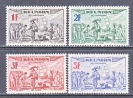 REUNION  ISLAND  C 13 A-D   *    VICHY - Reunion Island (1852-1975)
