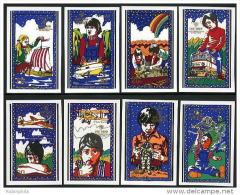 Korea 1979, SC #1870-77, Imperf, International Year Of The Child - Infanzia & Giovinezza