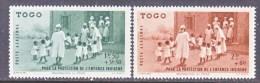 TOGO  CB 1-2   **    VICHY - Unused Stamps