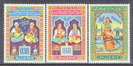 ALGERIA  341-3   * - Algeria (1924-1962)