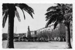 (RECTO / VERSO) BASTIA - N° 5113 - LA PLACE ST NICOLAS - FORMAT CPA - Bastia