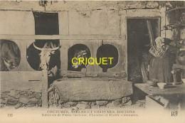 Région Bretagne, Intérieur Fe Ferme, Chambre Et étable, CMCB 135 - Bretagne