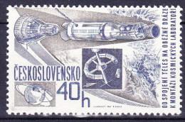 ** Tchécoslovaquie 1967 Mi 1689 (Yv 1551) Avec Varieté - Pos. 21/1, (MNH) - Errors, Freaks & Oddities (EFO)