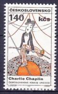 ** Tchécoslovaquie 1968 Mi 1838 (Yv 1685) Avec Varieté - Pos. 7/1, (MNH) - Errors, Freaks & Oddities (EFO)