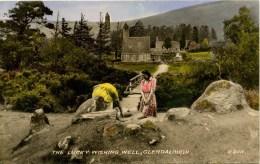 WICKLOW - GLENDALOUGH - THE LUCKY WISHING WELL  I153 - Wicklow