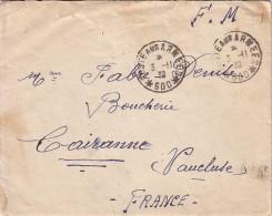 LEVANT - GUERRE 39-45 - POSTE AUX ARMEES *600* BEYROUTH - OCCUPATION DU LEVANT - LE 3-11-1939 - AVEC LONG TEXTE. - Guerre De 1939-45