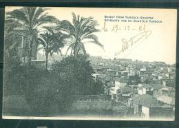 Beyrouth Vu Du Quartier Sursock  - RaQ139 - Lebanon