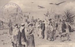 ALGERIE--la Petite Fleur De L'aviation En Algérie 24 Mars 1912---voir 2 Scans - Autres