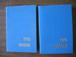 8 RADIO TAPES:(JOSIP BROZ)TITO GOVORI 1,2 - Radio & TSF