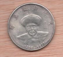Moneda CHINA Replica EMPERADOR JIAQING 1796 / 1820 - China