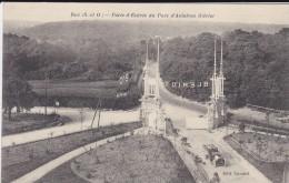 78-----BUC-AVIATION---porte D'entrée Du Parc D'aviation Blériot--voir 2 Scans - Buc
