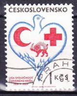 Tchécoslovaquie 1969 Mi 1952 (Yv 1699) Avec Varieté - Pos. 2/1, Obliteré - Errors, Freaks & Oddities (EFO)