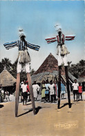 ¤¤  -   1010    -   L´AFRIQUE En Couleurs   -   Les Echassiers Du Man   -   ¤¤ - Postcards