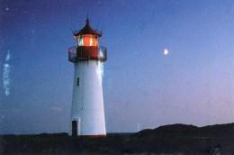 Postcard - List West Lighthouse, Sylt, Germany. A - Lighthouses