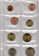 PIA -  PORTOGALLO  - 2002 : Serie Di Monete Per La Circolazione - Portogallo