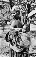 ¤¤  -   690    -  AFRIQUE  NOIRE   -  Mère Et Enfant  -   ¤¤ - Postcards