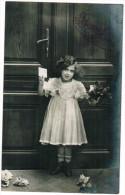 CPA, Bonne Année, 1912   , Little Girl, Petite Fille (pk20926) - Nouvel An