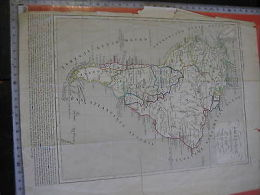 South AMERICA - With Txts About Discouvery Of Islands And Cities - A. Houzé 1846 - Cartes Marines