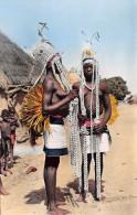 ¤¤  -  1009   -   CÔTE D'IVOIRE   -  Danses De Femmes à BOUNDIALI   -  Femmes Aux Seins Nus   -  ¤¤ - Côte-d'Ivoire