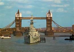 MARINE DE GUERRE . BELFAST . - Warships