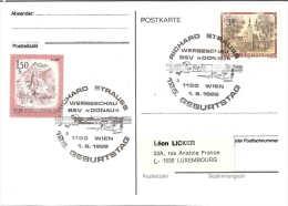 AUTRICHE  -  AUSTRIA   -  VIENNE 1989  -  MUSIC INSTRUMENT - Muziek