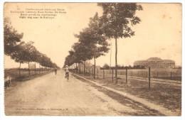 Charbonnages Limbourg Meuse - Koolmynen Limburg Maas- Eisden Ste-Barbe --- Route priv�e du charbonnage