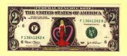 2 Dollars BARBIE (N° 328/2) - Etats-Unis