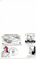 PAP  ILLUSTRATEUR ILL 422   / EFFEL     /  LE NOUVEAU REGIME POSTAL 1988      CPM / CPSM  10 X 15  TBE - Effel