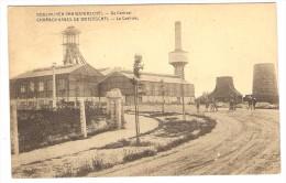 Charbonnages de WATERSCHEI   ---  La Centrale --- Kolmijnen van WATERSCHEI  - De Centraal